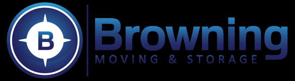 Browing Moving & Storage Logo